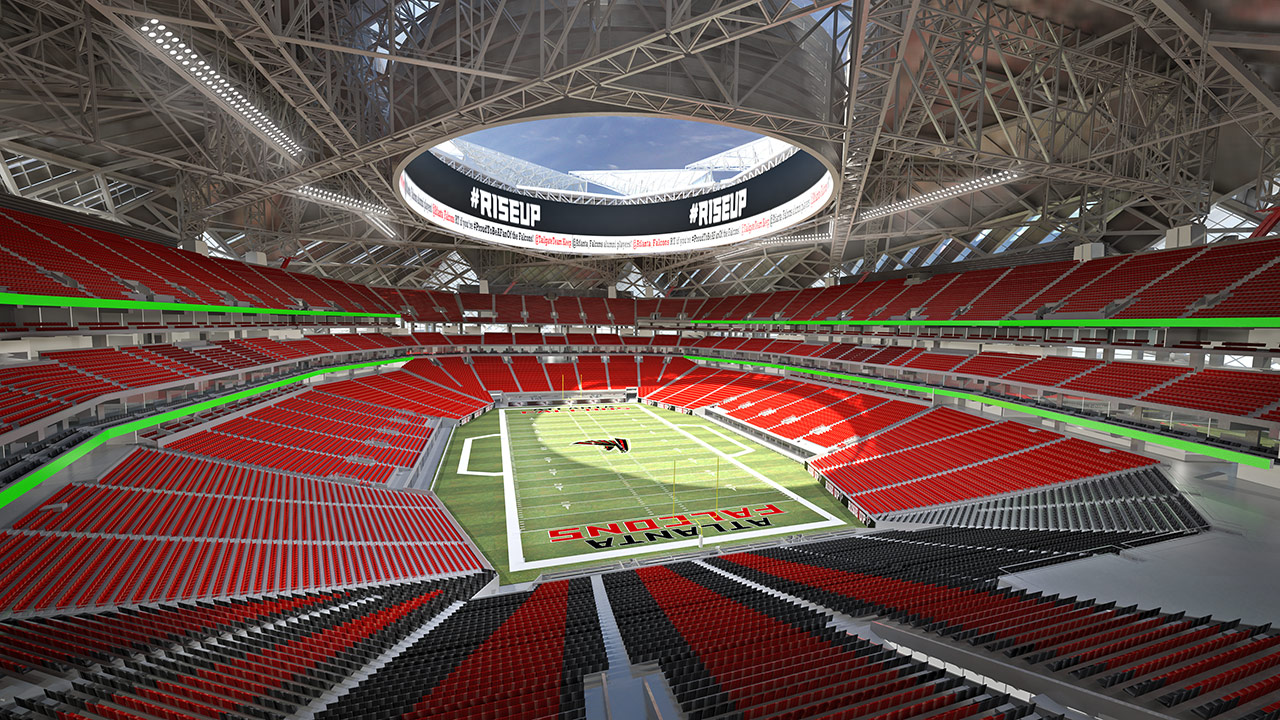 New stadium club seat psl sales will begin monday score for Mercedes benz stadium seats for sale