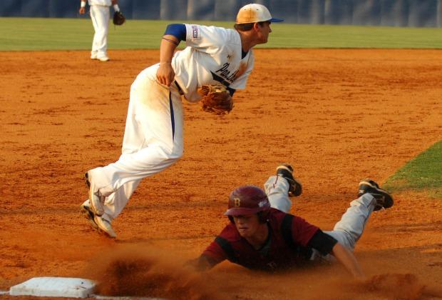 Cartersville berrien join baseball poll score atlanta for Elite motors inc hiram ga