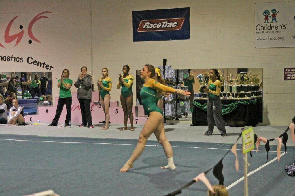 atlanta ga gymnastics meet