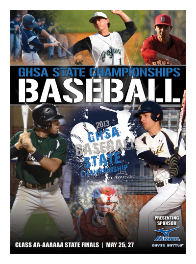2017 Baseball Study Guide - GHSA.net