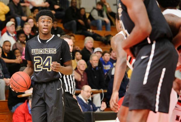 Ryan Wheeler Basketball