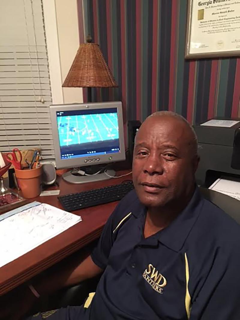 Atlanta Falcons Coach Of The Week Fletcher Salter Score Atlanta