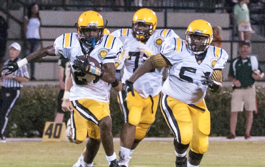 Valdosta Middle Dynamic Duo Prepares to Follow in Family's Footsteps