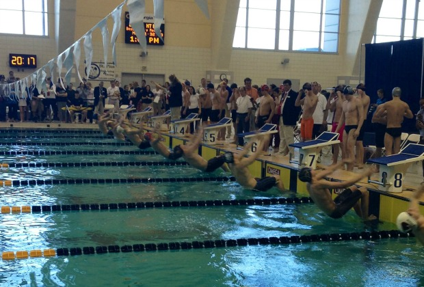 niagara classic swim meet of champions